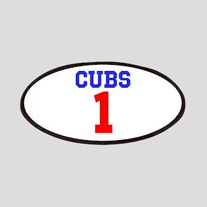 CUBS #1 Patch