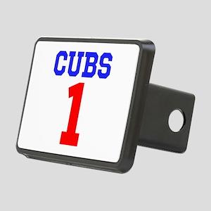 CUBS #1 Rectangular Hitch Cover