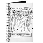 Philosophy Cartoon 9483 Journal