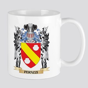 Perazzi Coat of Arms - Family Crest Mugs