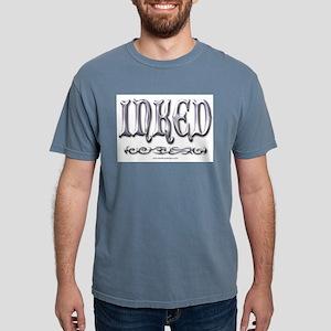 Chrome Inked Ash Grey T-Shirt