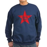 Chess Star Big Red Star Sweatshirt (dark)