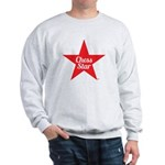 Chess Star Big Red Star Sweatshirt
