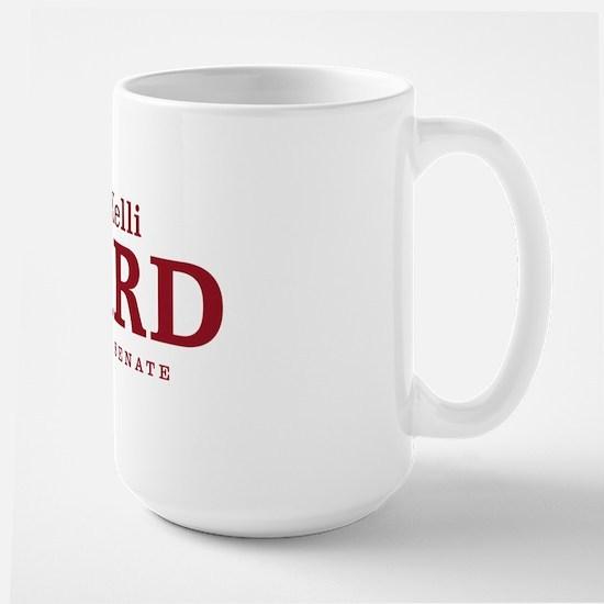 Ward-Red Large Mug