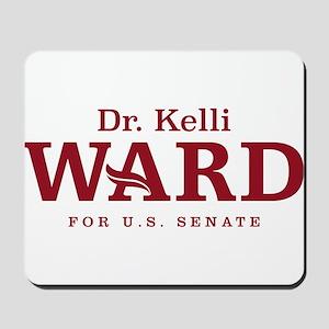Ward-Red Mousepad