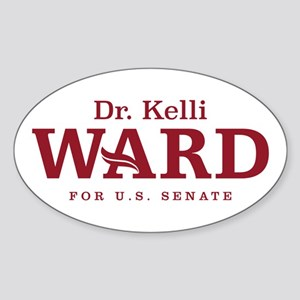 Ward-Red Sticker
