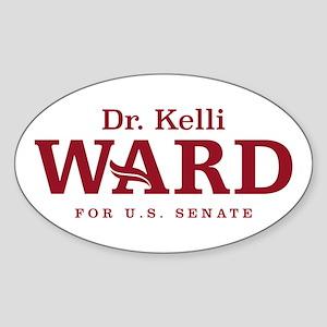 Ward-Red Sticker