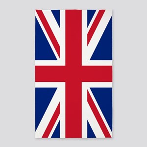 Union Jack: Up & Down Area Rug