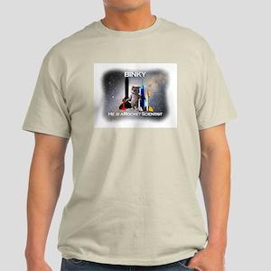 Rocket Scientist Tee-Shirt Light Colored