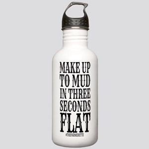 Makeup to mud Stainless Water Bottle 1.0L