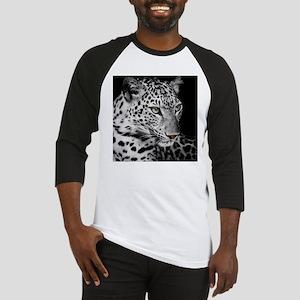 White Leopard Baseball Jersey
