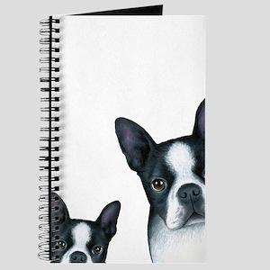 Dog 128 Boston Terrier Journal