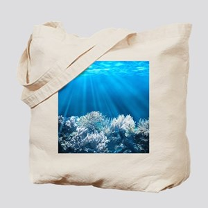 Tropical Reef Tote Bag
