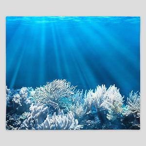 Tropical Reef King Duvet