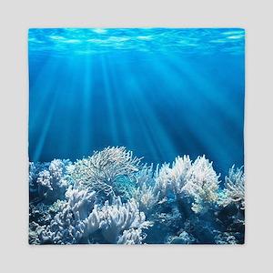 Tropical Reef Queen Duvet