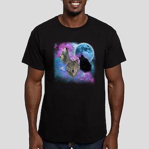 Wolves Mystical Night T-Shirt