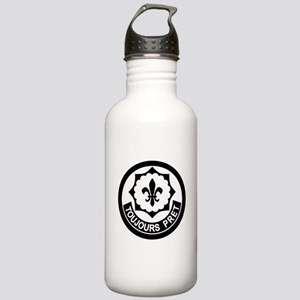 2nd Armored Cavalry Stainless Water Bottle 1.0L