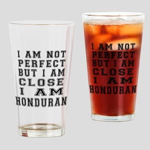 Honduran Designs Drinking Glass