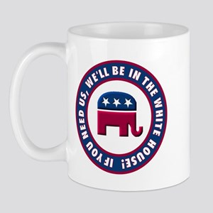 Republican Victory Mug