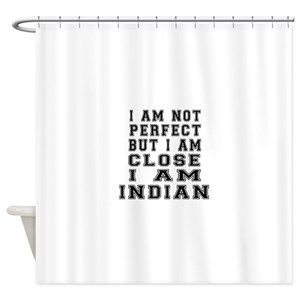 India Flag Shower Curtains