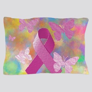 Breast Cancer Awareness Pillow Case