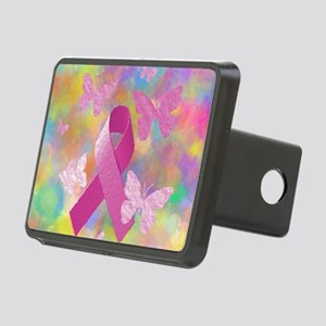 Breast Cancer Awareness Rectangular Hitch Cover