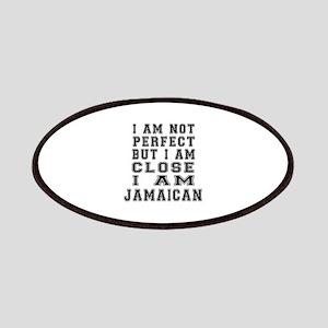 Jamaican Designs Patch