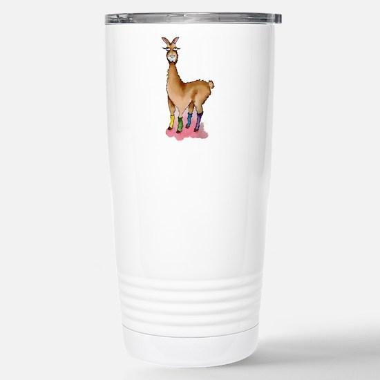 Lady Llams Travel Mug