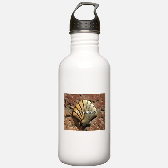 El Camino gold shell, Water Bottle