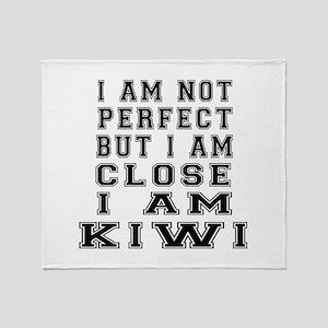 Kiwi Designs Throw Blanket