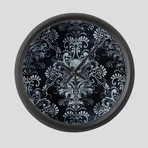 Skulls Large Wall Clock
