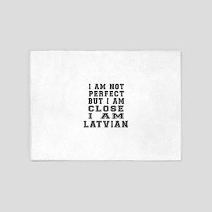 Latvian Designs 5'x7'Area Rug