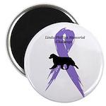 Linda Phillips Memorial Challenge Magnet