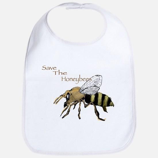 Save the Honeybees! Bib