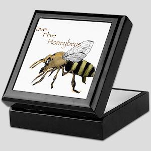 Save the Honeybees! Keepsake Box
