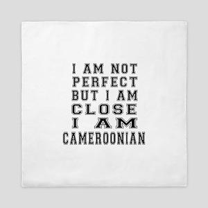 Cameroonian Designs Queen Duvet
