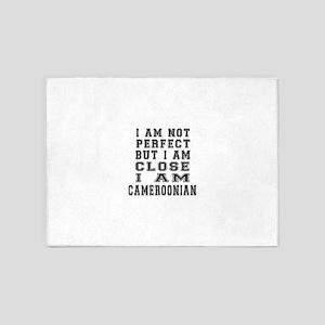 Cameroonian Designs 5'x7'Area Rug
