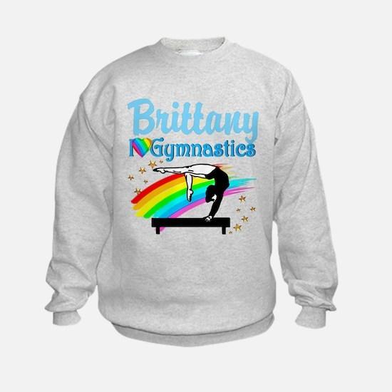 GRACEFUL GYMNAST Sweatshirt