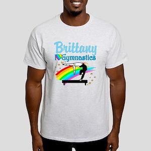 GRACEFUL GYMNAST Light T-Shirt