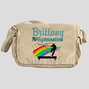 GRACEFUL GYMNAST Messenger Bag