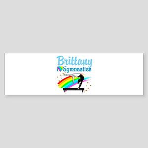 GRACEFUL GYMNAST Sticker (Bumper)