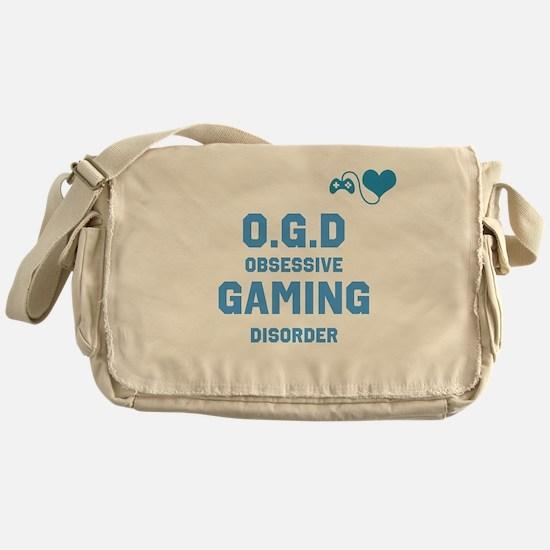 O.G.D. Messenger Bag