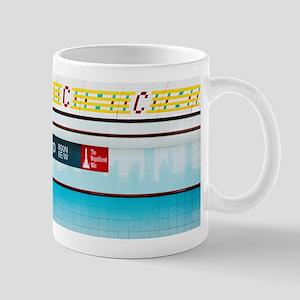 Chicago L Stop Mugs