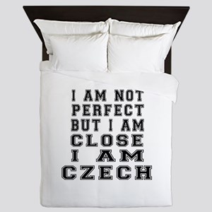 Czech Designs Queen Duvet