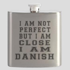 Dane or Danish Designs Flask