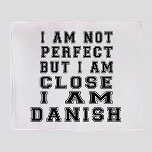 Dane or Danish Designs Throw Blanket
