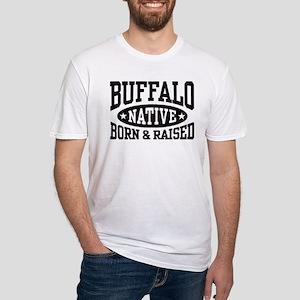 Buffalo Native Fitted T-Shirt