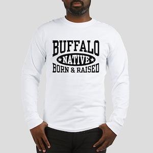 Buffalo Native Long Sleeve T-Shirt