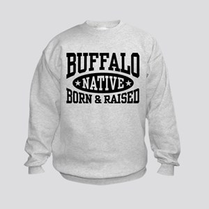 Buffalo Native Kids Sweatshirt