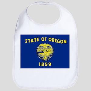 Oregon State Flag Bib